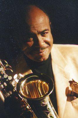 Arkadia artist Benny Golson, tenor sax/composer