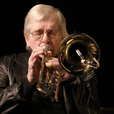 Bob Brookmeyer, valve trombone
