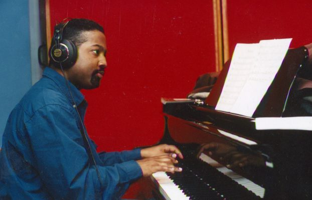 Eric Reed, playhing piano for Arkadia Records