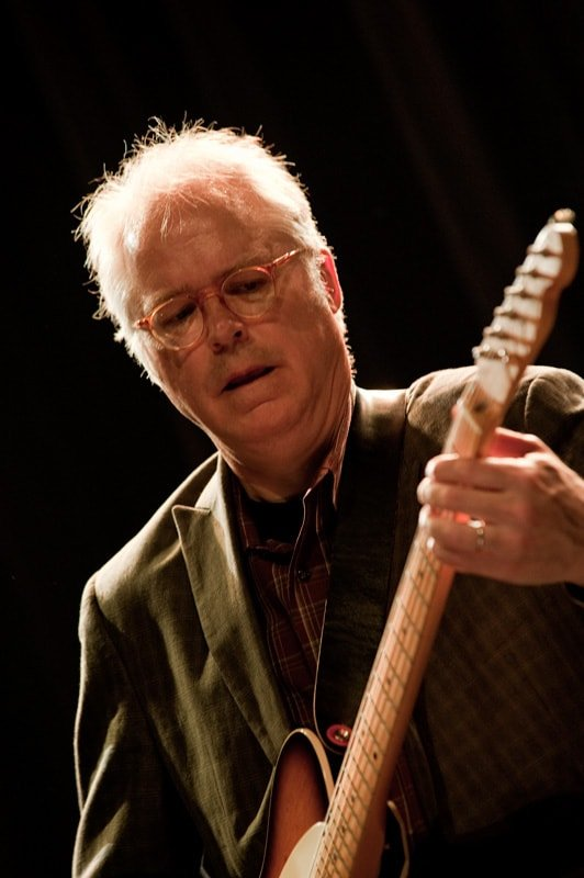 Bill Frisell, jazz guitarist