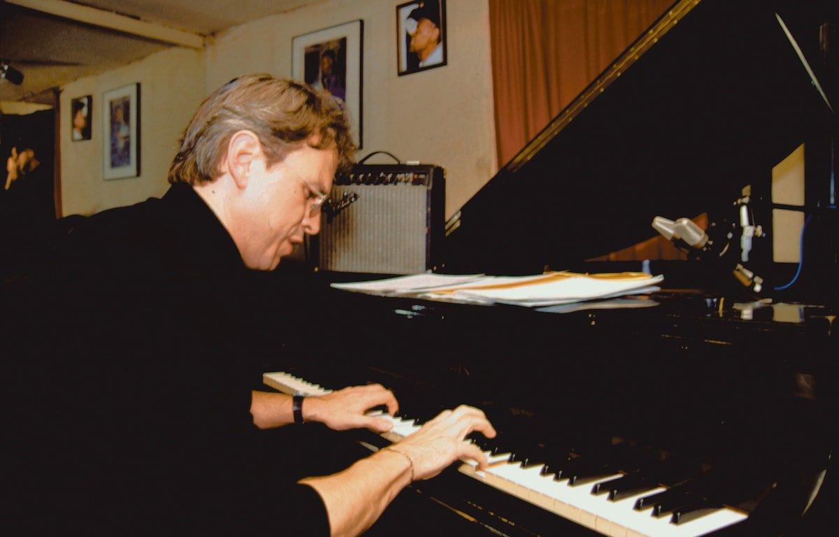 David Hazeltine, jazz pianist