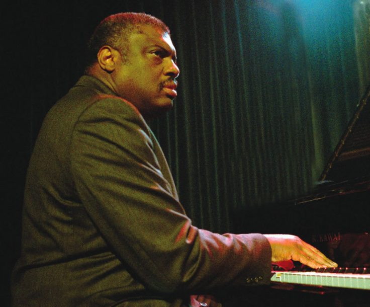 Mulgrew Miller, jazz pianist recording for Arkadia Records