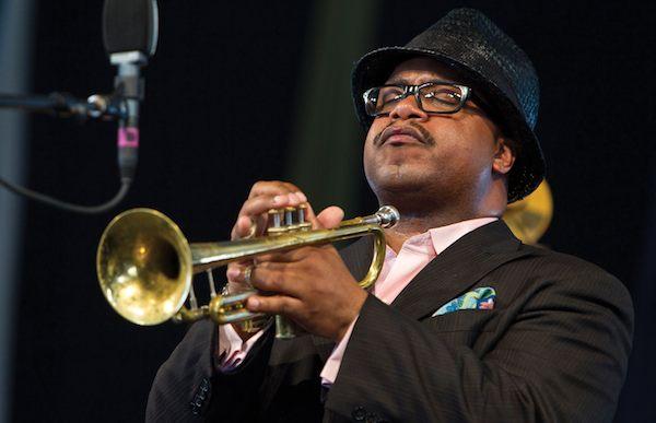 Nicholas Payton, jazz trumpet