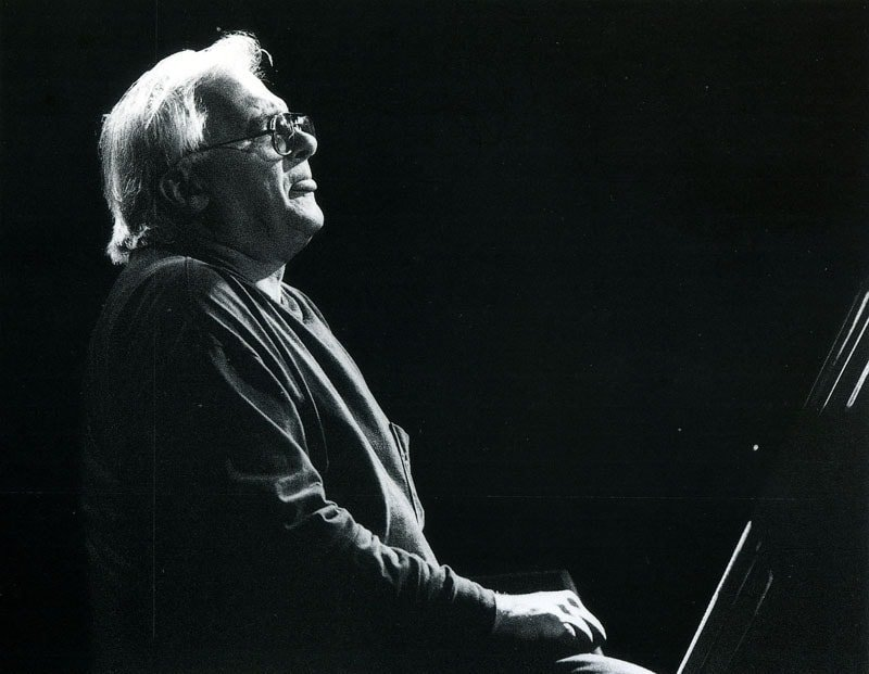 Paul Bley, jazz piano