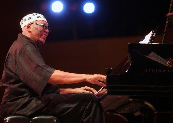 Randy Weston, jazz piano