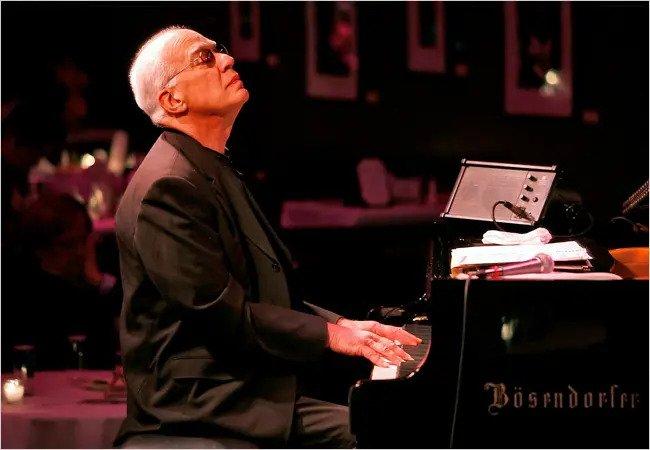 STeve Kuhn, jazz pianist