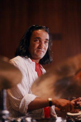 """Arkadia artist Horacio """"El Negro"""" Hermandez, jazz drummer from Cuba"""