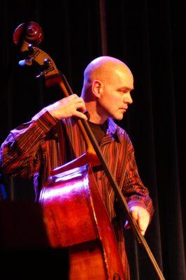 Joris Teepe, jazz bassist from the Netherlands
