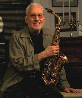 Lee Konitz, alto sax