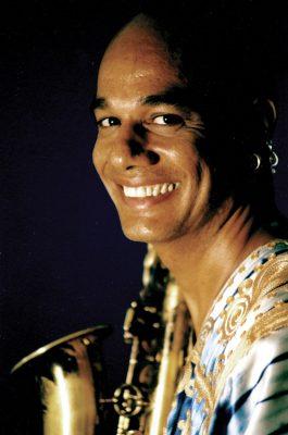 Arkadia artist T.K. Blue, alto sax/flute