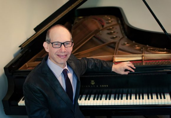 Ted Rosenthal, jazz pianist